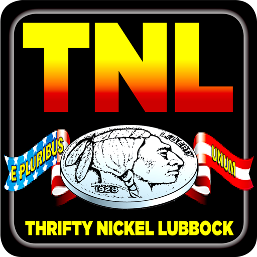 Thrifty Nickel Lubbock LOGO-APP點子