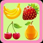 Eliminar la fruta icon