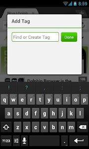 Evernote for Dolphin screenshot 3