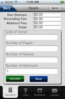 Screenshot of Clerk-Culator