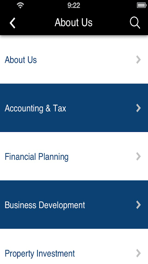 McMahon Osborne Group- screenshot
