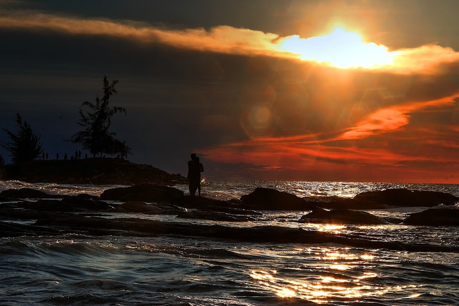 Finest Hours IV by Chik Mat - Landscapes Beaches ( path, nature, landscape )