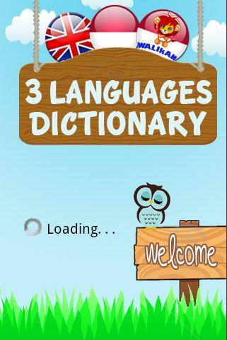 3Languages Dictionary
