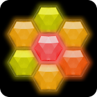 Gemagons: Gems & Hexagons icon