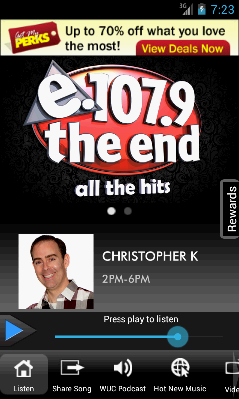 107.9 The End - screenshot