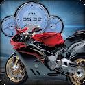 Augusta MV F4 Motorbike HD LWP icon