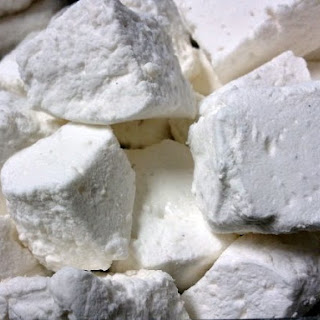 Meyer Lemon Vanilla Bean Marshmallows