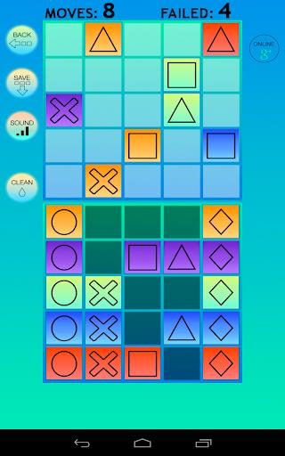 玩解謎App|希腊 - 拉丁方。数独免費|APP試玩