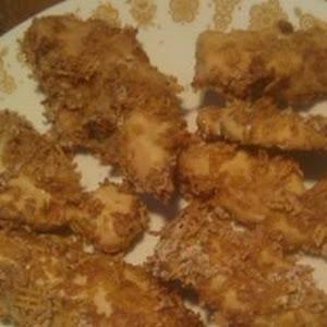Crispy Chicken Strips
