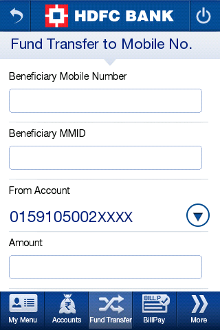 Hdfc forex plus balance check