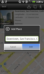 Places Check-In : Place+ Free - screenshot thumbnail