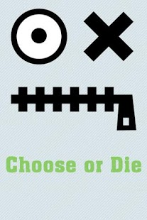 Choose or Die- screenshot thumbnail