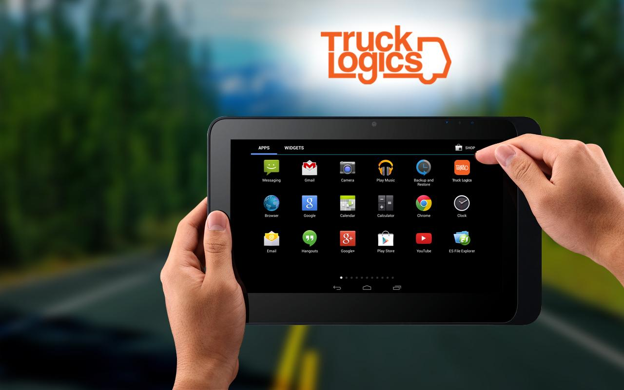 TruckLogics: Trucking Software- screenshot