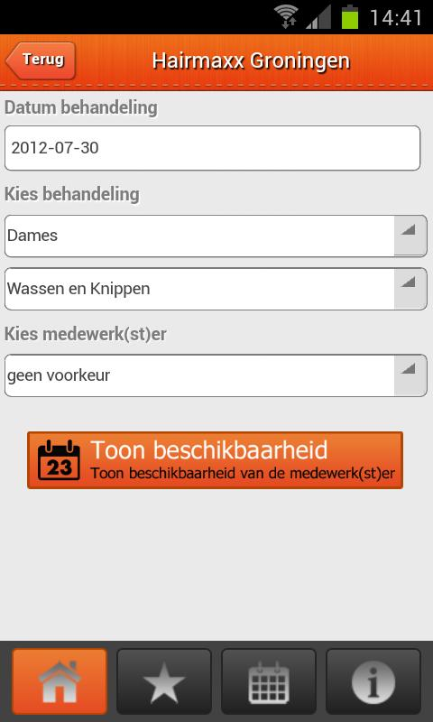 1kapper.nl: screenshot