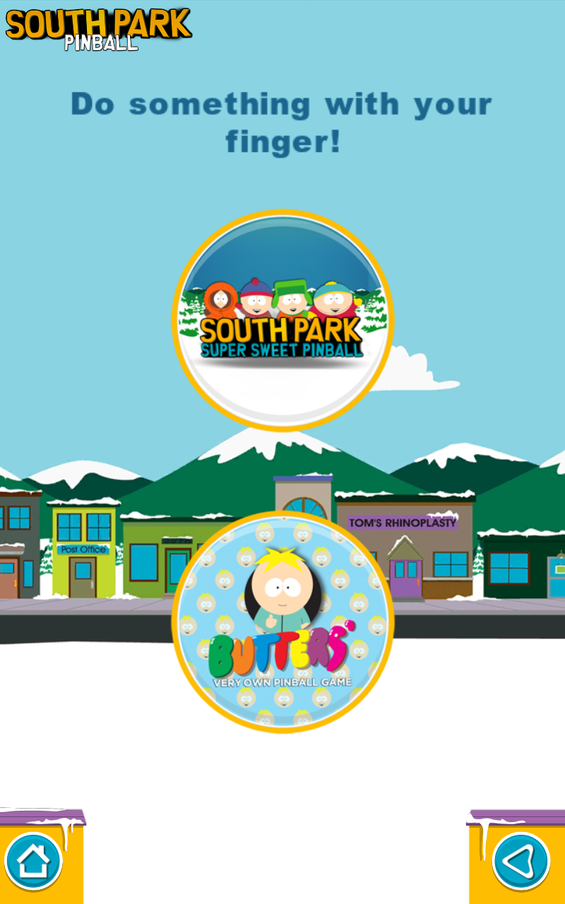 South Park™: Pinball screenshot #8
