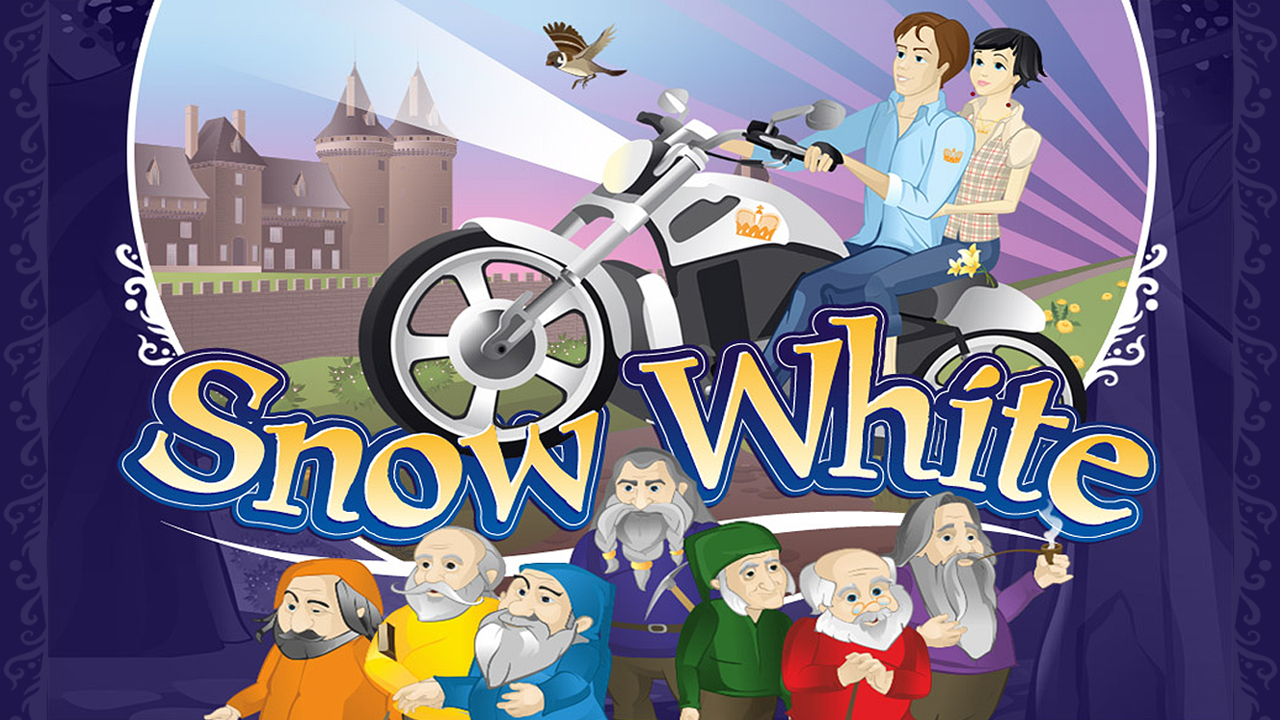 Snow White: Free Cartoon Book- screenshot