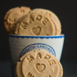 Vanilla Cookies Egg Free Recipe