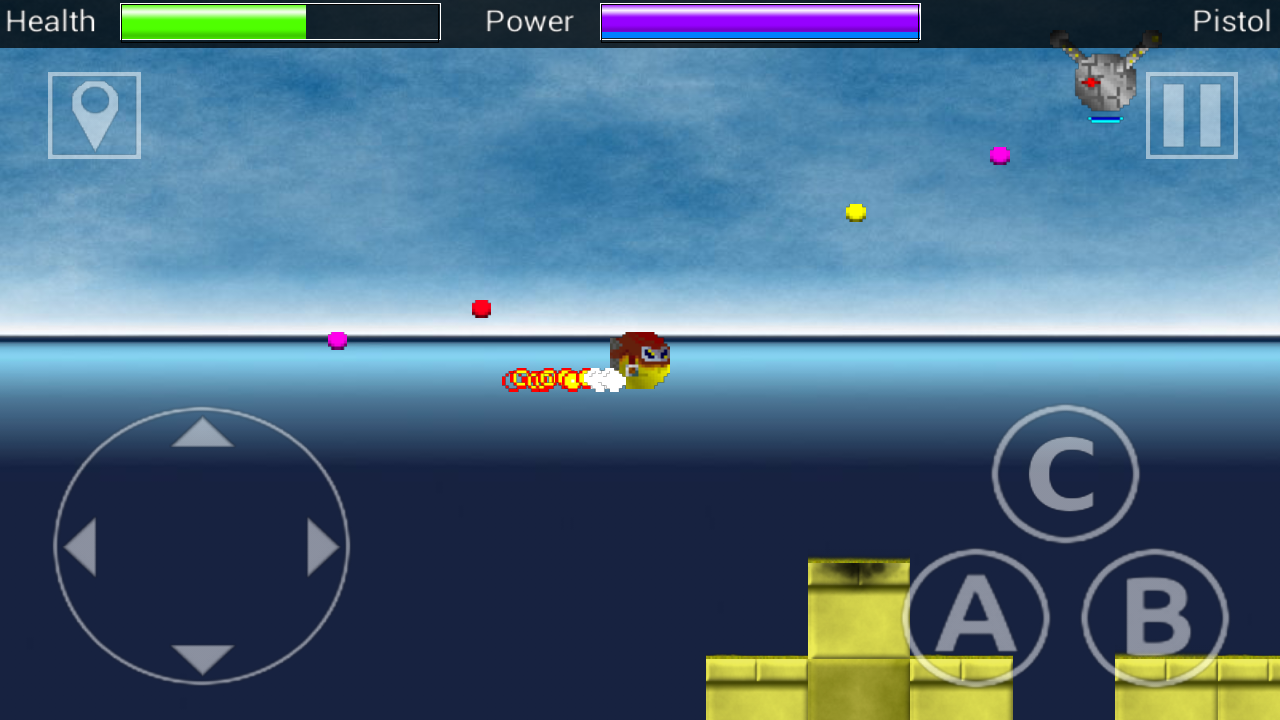 Blob Wars : Attrition- screenshot