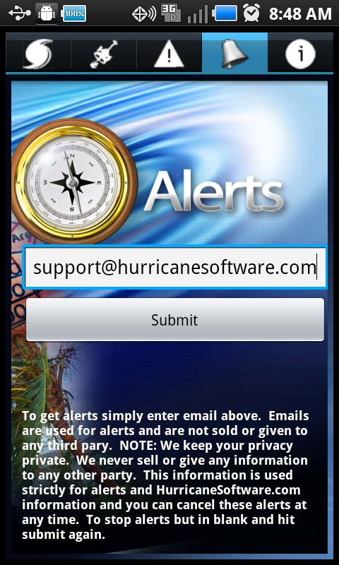 Hurricane Software Pro- screenshot