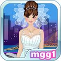 Modern Bride Dress Up icon