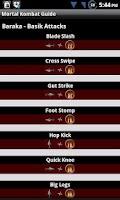 Screenshot of Guide for Mortal Kombat (2011)