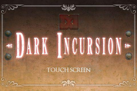 Dark Incursion- screenshot