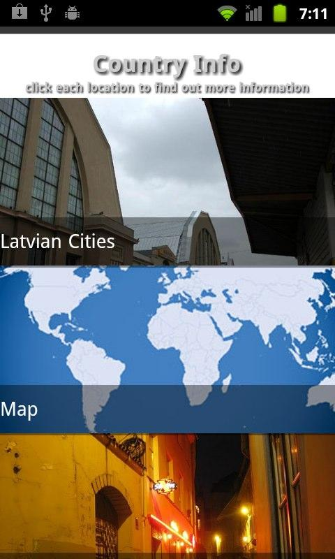 Latvia Travel Guide- screenshot