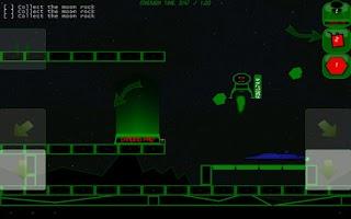 Screenshot of Lunar Commander
