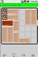 Screenshot of Blocked Traffic Pro