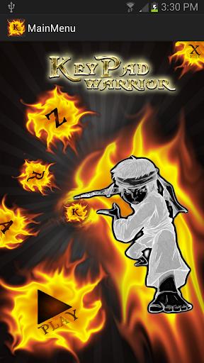 Keypad Warrior