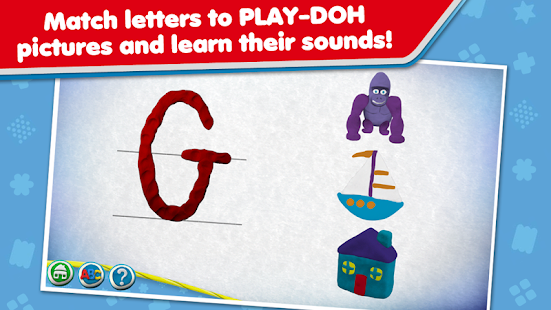 PLAY-DOH Create ABCs- screenshot thumbnail
