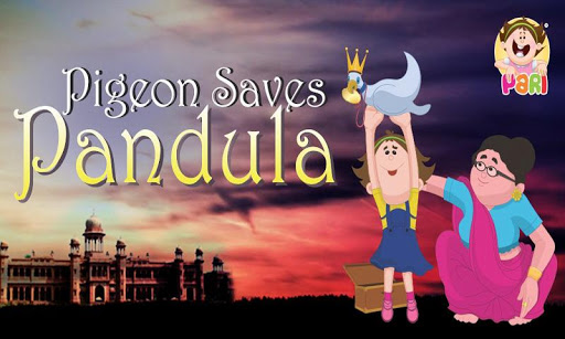 Pigeon Saves Pandula - Kids