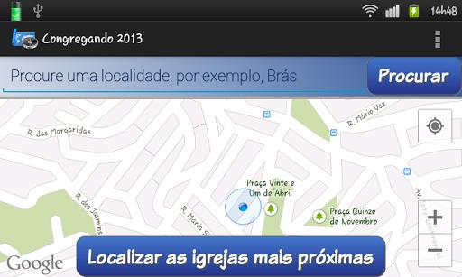 CongregandoApp 2013