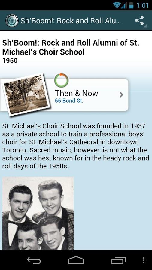 Toronto in Time - screenshot