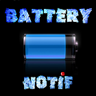 Battery Notif icon