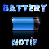 Battery Notif