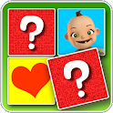 Kid Games: Match Pairs icon
