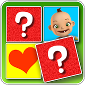 Match Pairs: Kid Brain Trainer