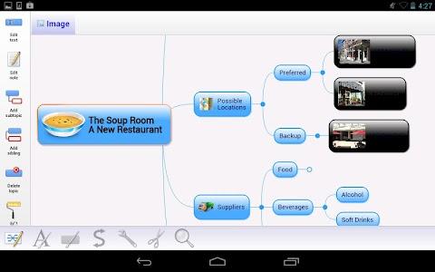 Mindjet Maps for Android v4.1
