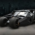 The Batmobile (UK) icon