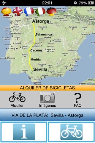 Via de la Plata IT - screenshot