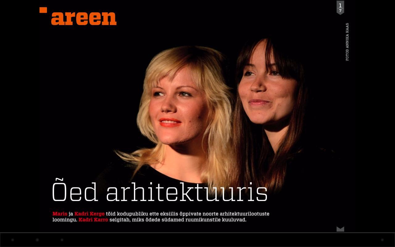Eesti Ekspress- screenshot