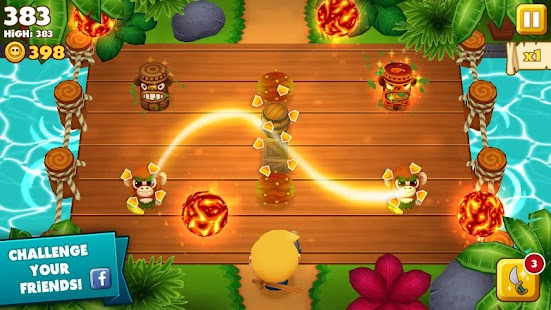 Tiki Monkeys- screenshot thumbnail
