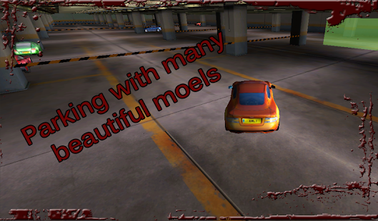 3D Parking Sport Car Simulator 賽車遊戲 App-癮科技App