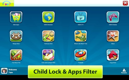 KIDO'Z Play Mode-Safe for Kids - screenshot thumbnail