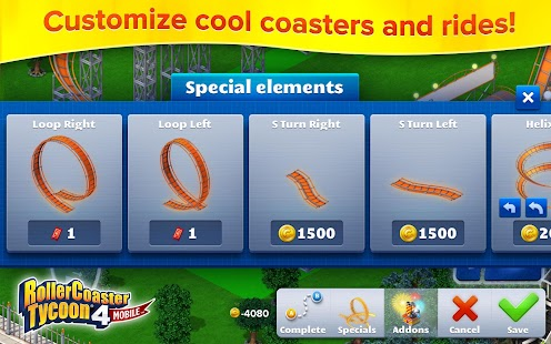 RollerCoaster Tycoon® 4 Mobile Screenshot 35