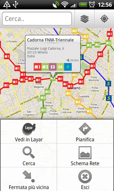 Milan Subway - screenshot