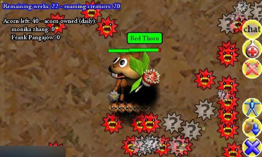 Chipmunk Competition