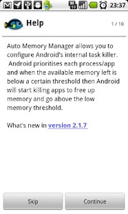 Auto Memory Manager Premium - screenshot thumbnail