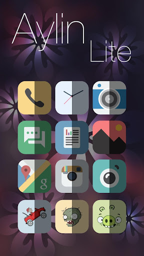 Aylin Lite Icon Pack